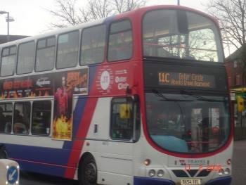 Number 11 bus, Birmingham Outer Circle
