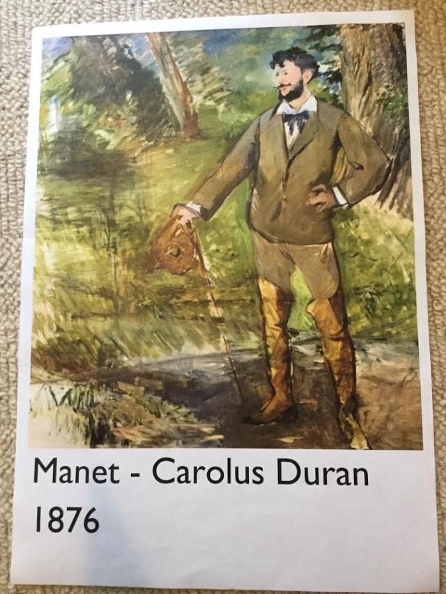 Carolus Duran - Manet